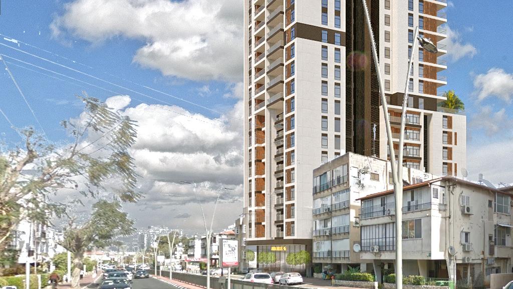 רמת גן: פפושדו יקים 100 דירות חדשות במסגרת פינוי בינוי