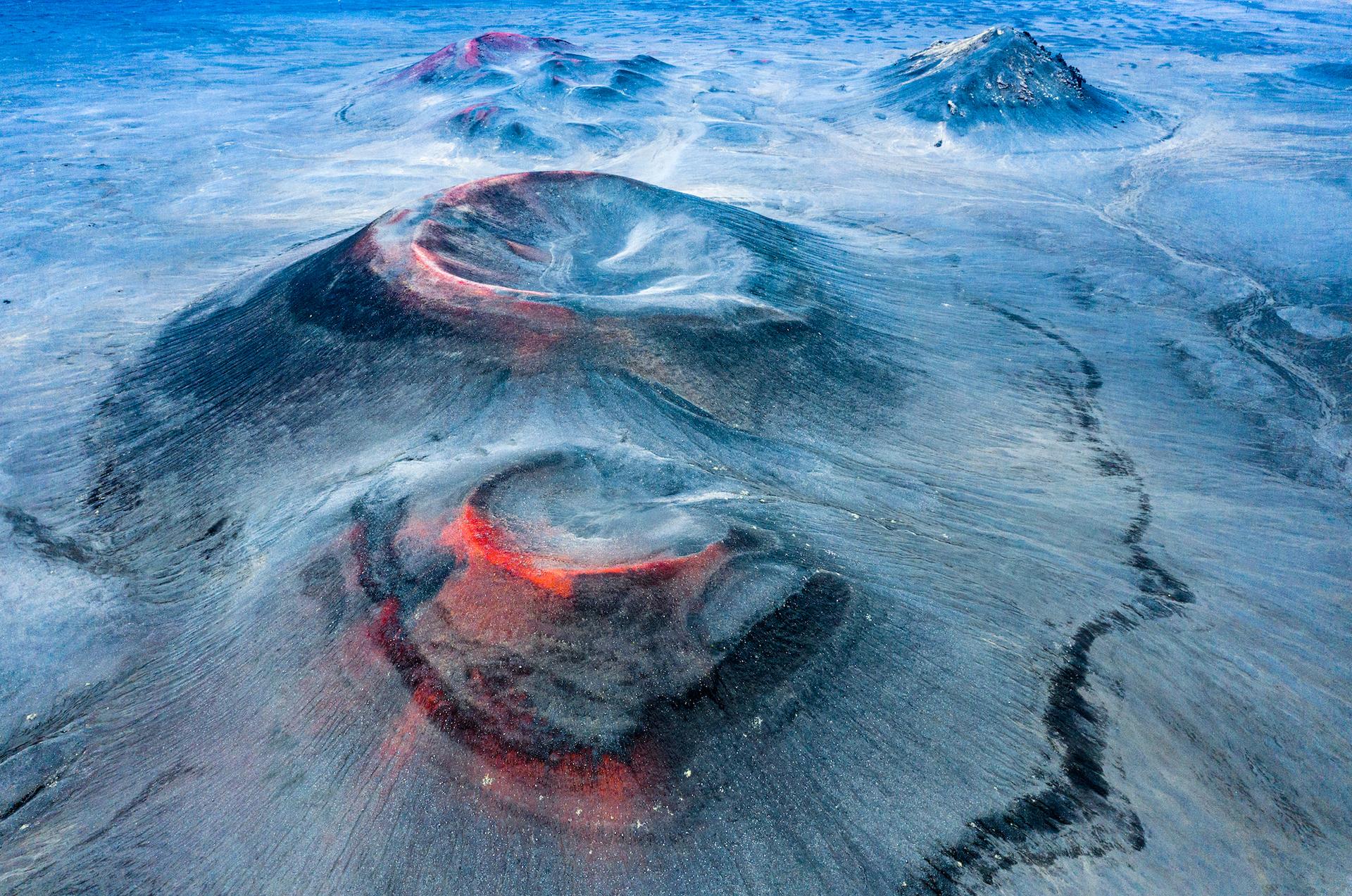 פוטו תמונות מתחרות BigPicture Natural World הר געש פינלנד
