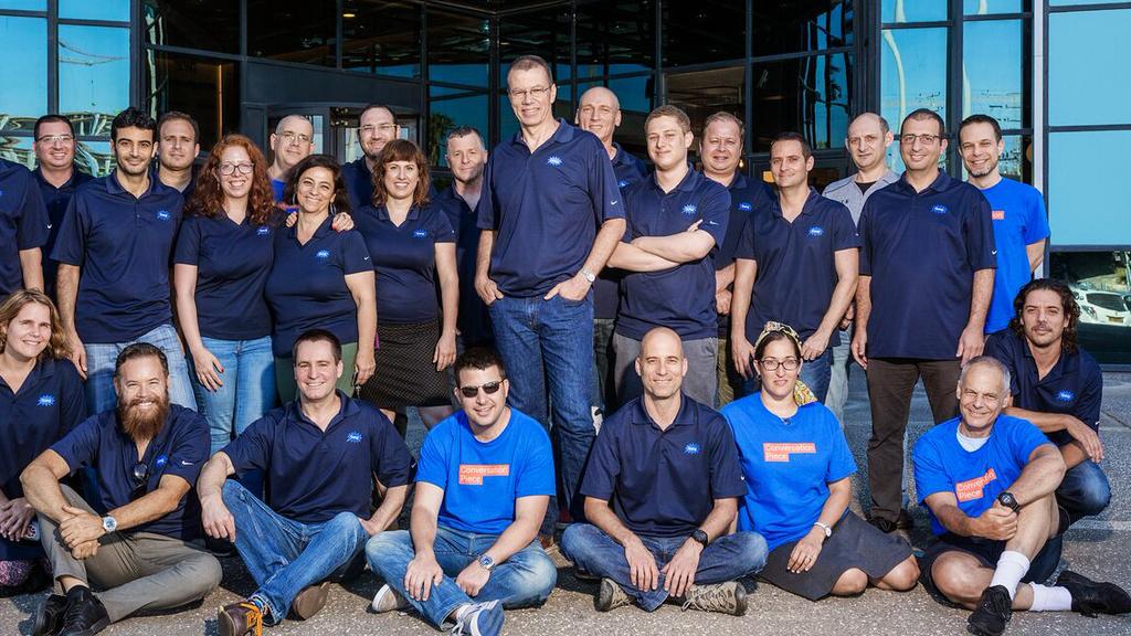 Gong employees Photo: Max Morron