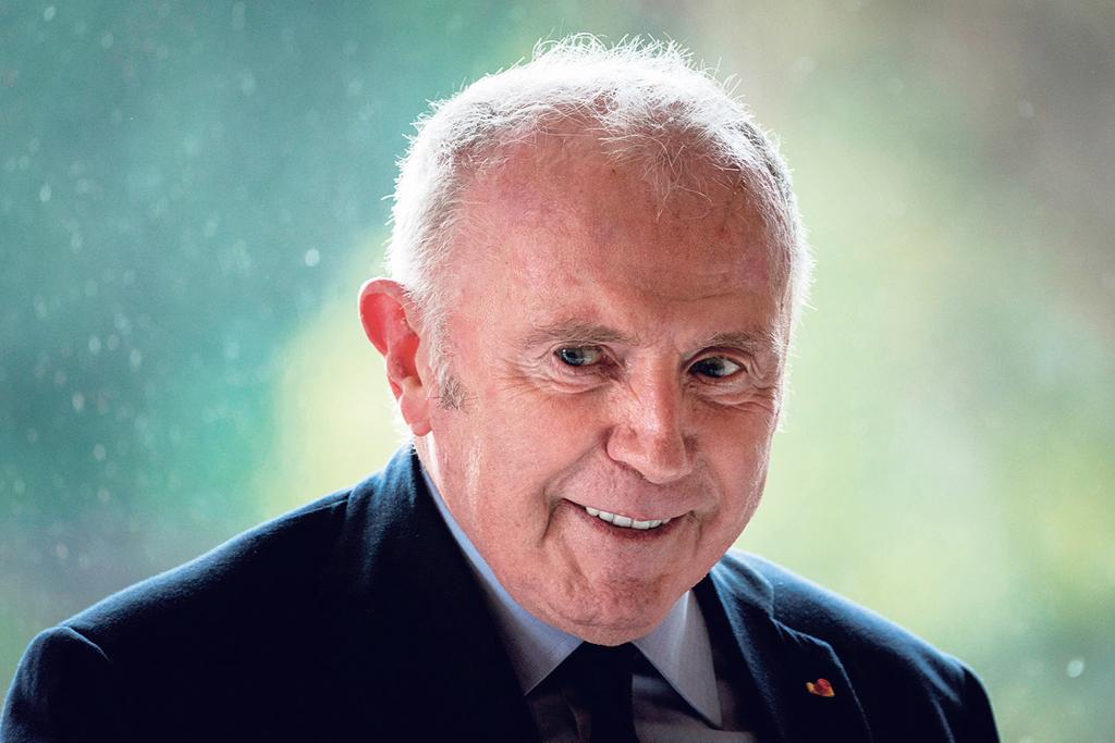 המיליארדר פרנסואה פינו פנאי
