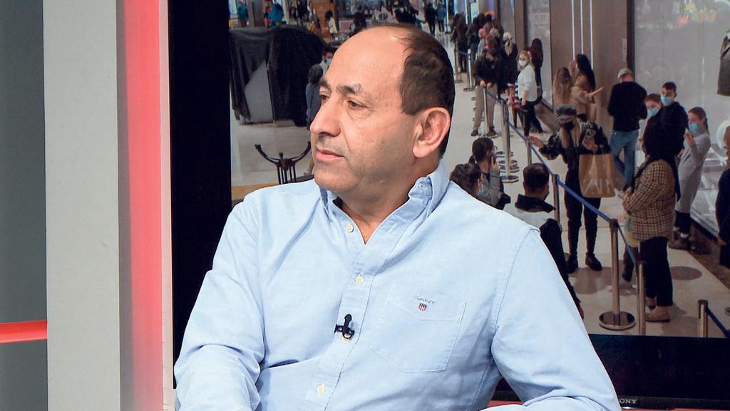 רמי לוי בעלים ומנכ״ל רמי לוי שיווק השקמה 5.6.21