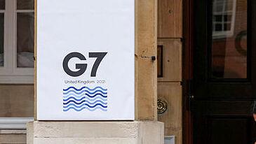הסכם היסטורי בפסגת G7: ייקבע מס חברות גלובלי של 15% לפחות