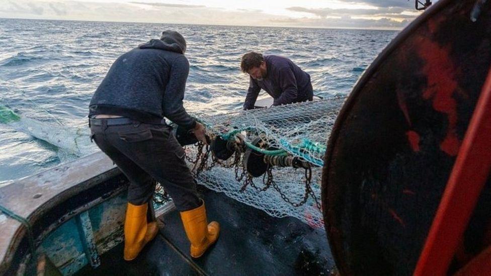 דייגים בריטניה נורבגיה