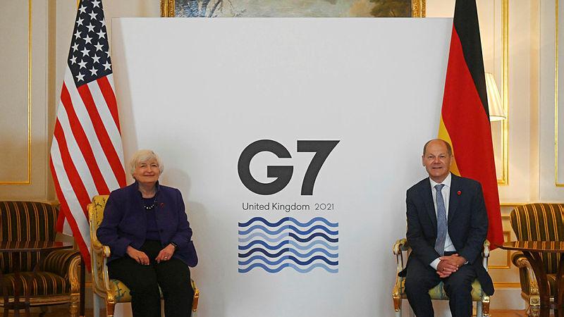 ג'נט ילן אולף שולץ G7