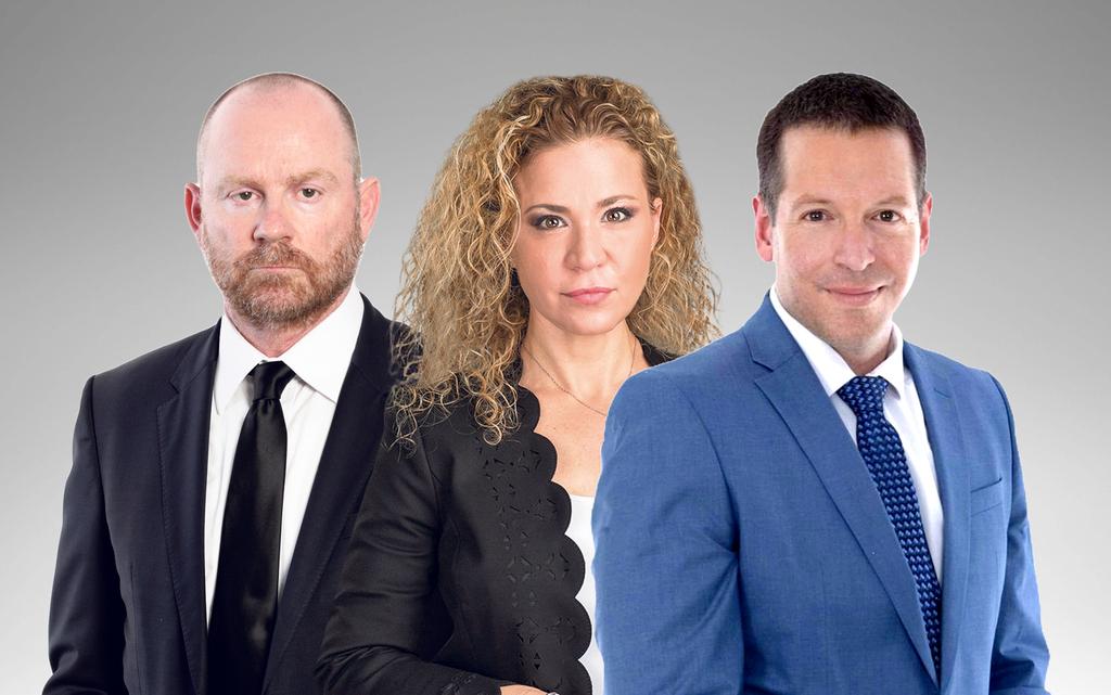 עורכי הדין אייל בסרגליק איתן לירז ו מיכל רוזנבוים
