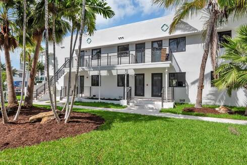 Bay Dr. & Normandy Miami, Florida US, באדיבות SDB
