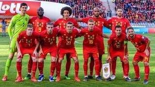 נבחרת בלגיה יורו 2020, גטי
