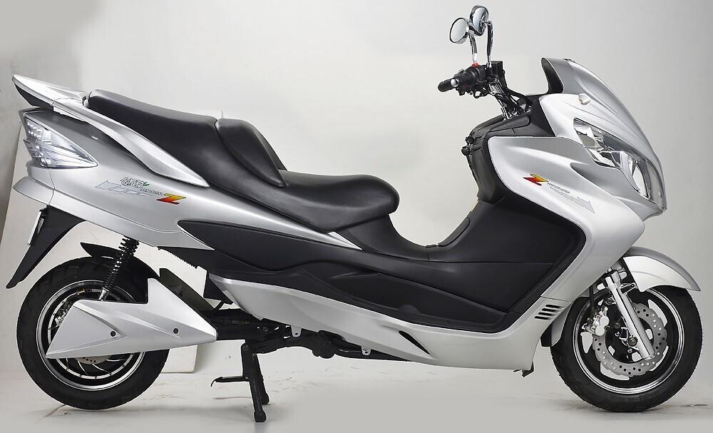 קטנוע של JIANUO הסינית