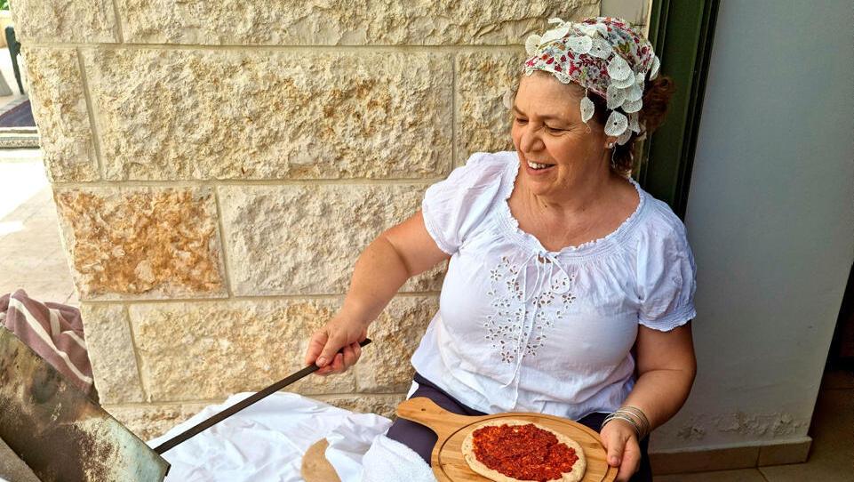חיבוק מהטאבון: על פסטיבל האוכל הכפרי של מטה יהודה