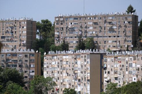שכונת קריית יובל , צילום:  יואב דודקביץ