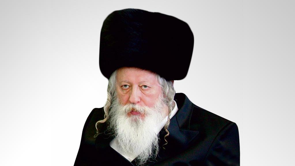 """האדמו""""ר מגור יעקב אריה אלתר"""