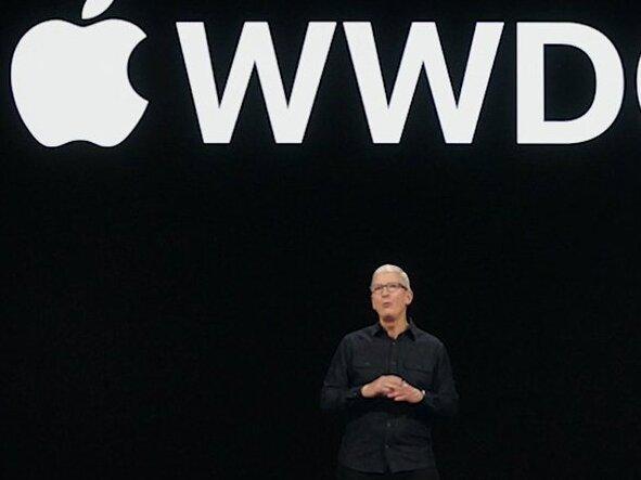 טים קוק כנס המפתחים השנתי של אפל WWDC 2021