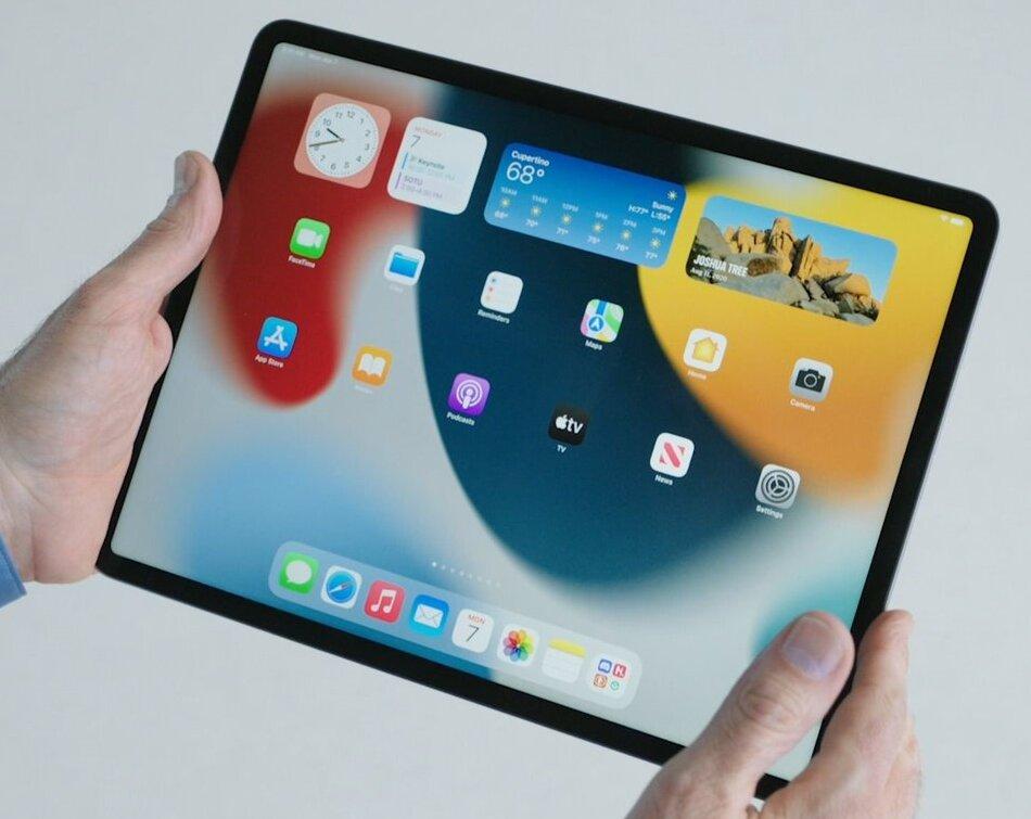 מערכת ההפעלה לאייפד iPadOS  כנס המפתחים השנתי של אפל WWDC 2021