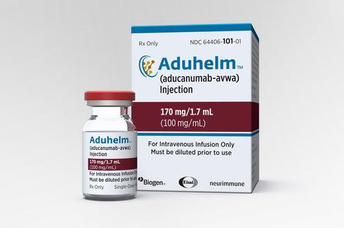 אדוהלם, התרופה של ביוג