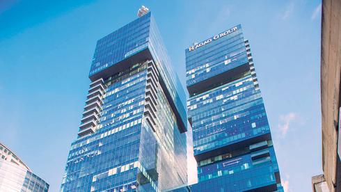 """באור השקעות רכשה 2 קומות במגדלי הארבעה בת""""א - ותשכירן לרפאל"""