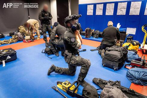 מעצרים באוסטרליה, רויטרס