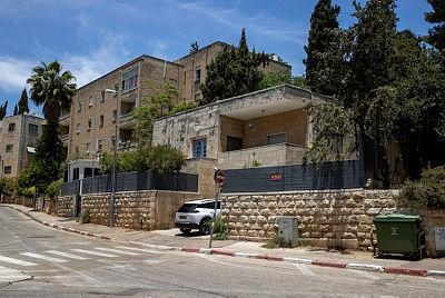 בית בבעלות משפחת נתניהו ברחוב הפורצים, ירושלים, עמית שאבי