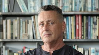 יואב רייס מייסד הוצאת הספרים אפרסמון, צילום: אוראל כהן