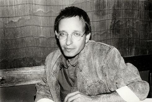 האמן  המנוח מאיר אגסי , צילום: מיכל היימן