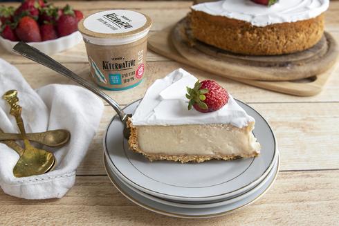 עוגה טבעונית של שקמה יעקבי, צילום: שקמה יעקבי