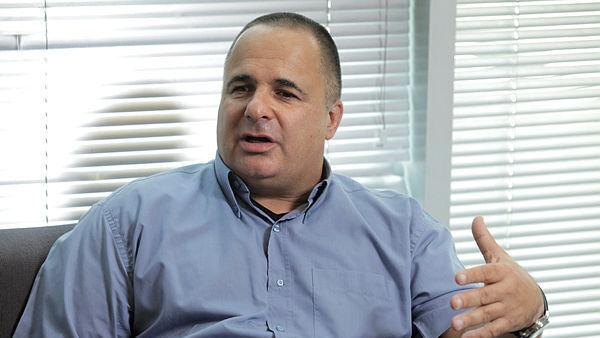 """אבי דנציגר, מנכ""""ל חברת רוש ישראל, עמית שעל"""