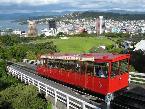 וולינגטון, ניו זילנד, ילום: Matt Binns
