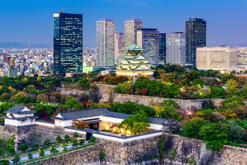 אוסקה יפן, צילום: insideosaka