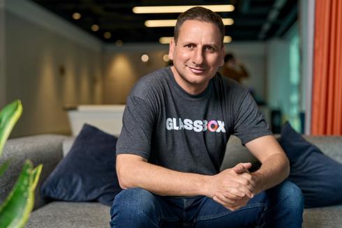 """ירון מורגנשטרן, מנכ""""ל גלאסבוקס, צילום: Glassbox"""