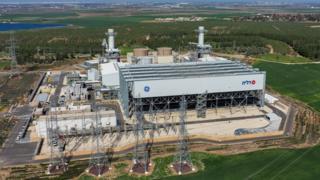 תחנת הכוח דליה תחנת כוח דליה אנרגיה, צילום: דגן פתרונות דיגיטליים