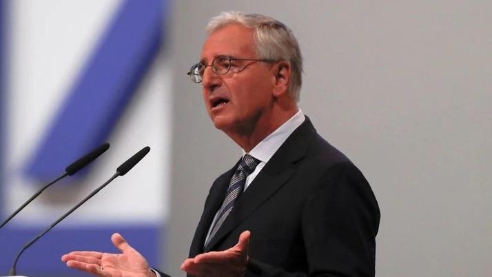 """הבנק המרכזי האירופי לוחץ על דויטשה בנק: פרסמו זהות המחליף ליו""""ר"""