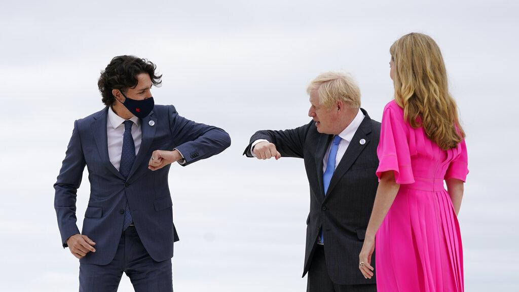פסגת G7 אנגליה 4