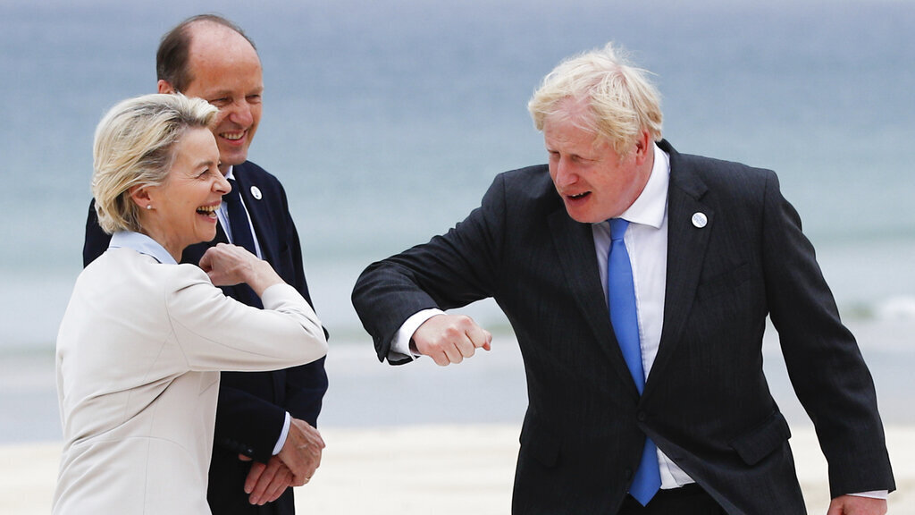 פסגת G7 אנגליה 3