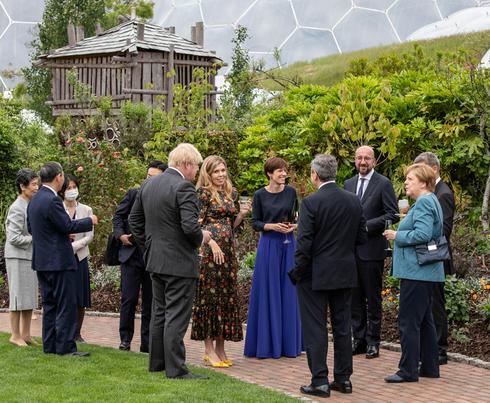 מנהיגי ה-G7, צילום: גטי אימג