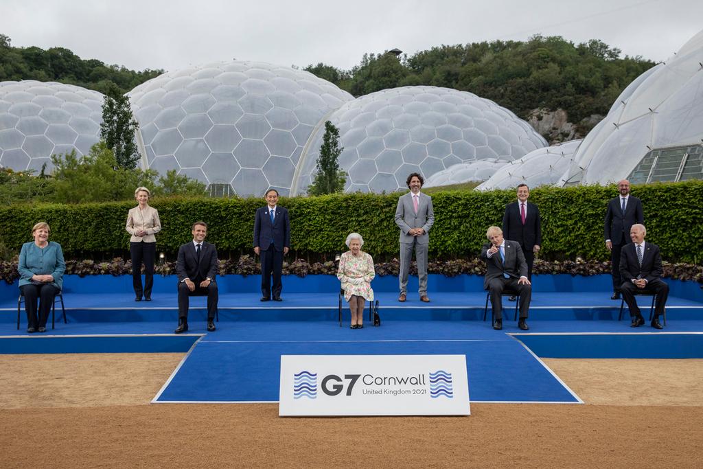מנהגי העולם ב כינוס G7