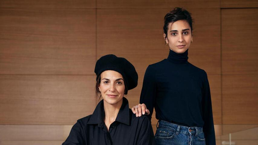 פנאי משמאל מיכל שטרן  ענבר בן שבת