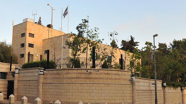 מעון ראש הממשלה ב ירושלים