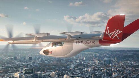בטיסה לטיסה: וירג'ין אטלנטיק בוחנת שירות של מוניות מעופפות