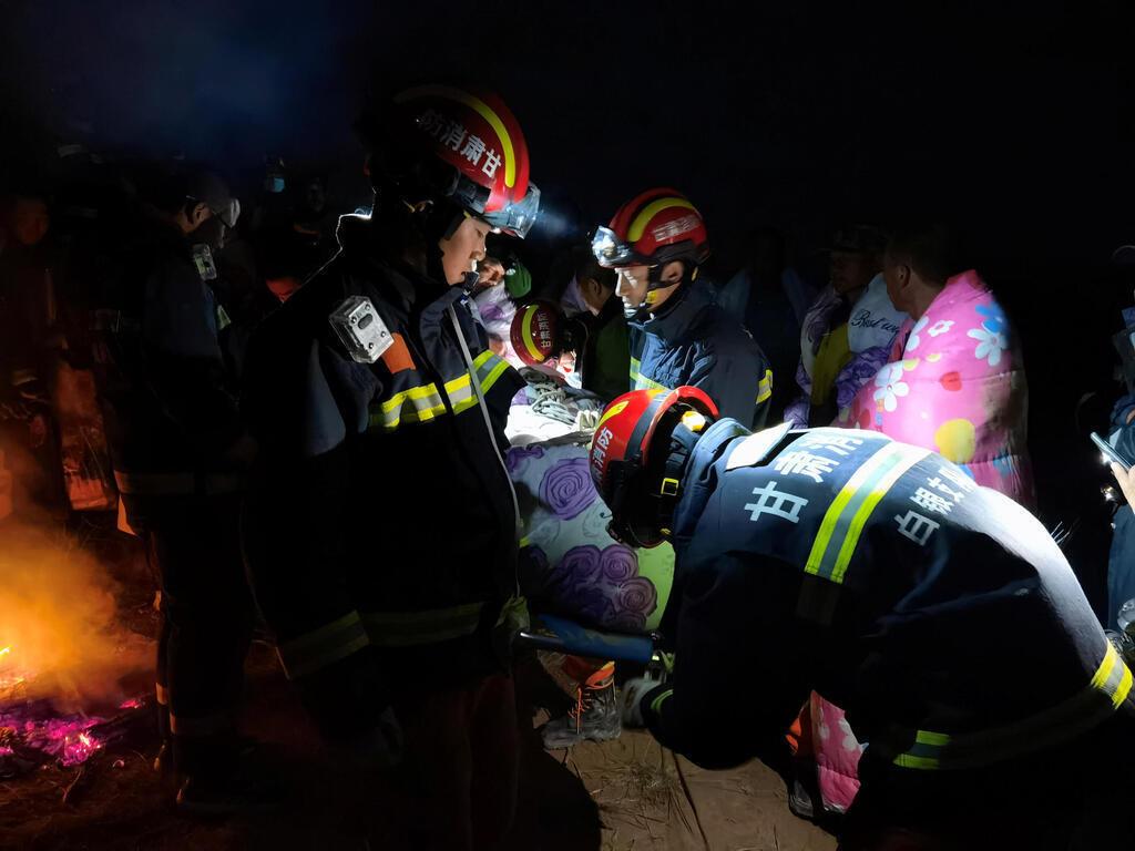 אסון ב סין ב מירוץ אולטרה מרתון 21 בני אדם נהרגו