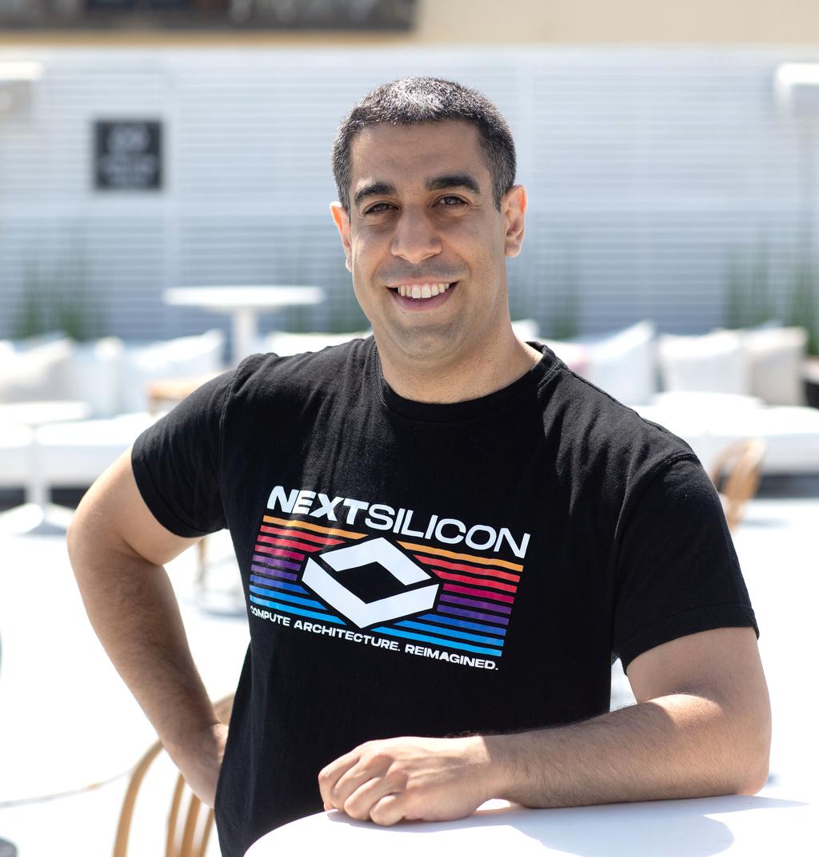 """אלעד רז מנכ""""ל נקסט סיליקון NextSilicon"""
