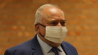 ישיבת ראשי המפלגות אביגדור ליברמן כנסת ממשלה ה 36 , צילום: אלכס קולומויסקי