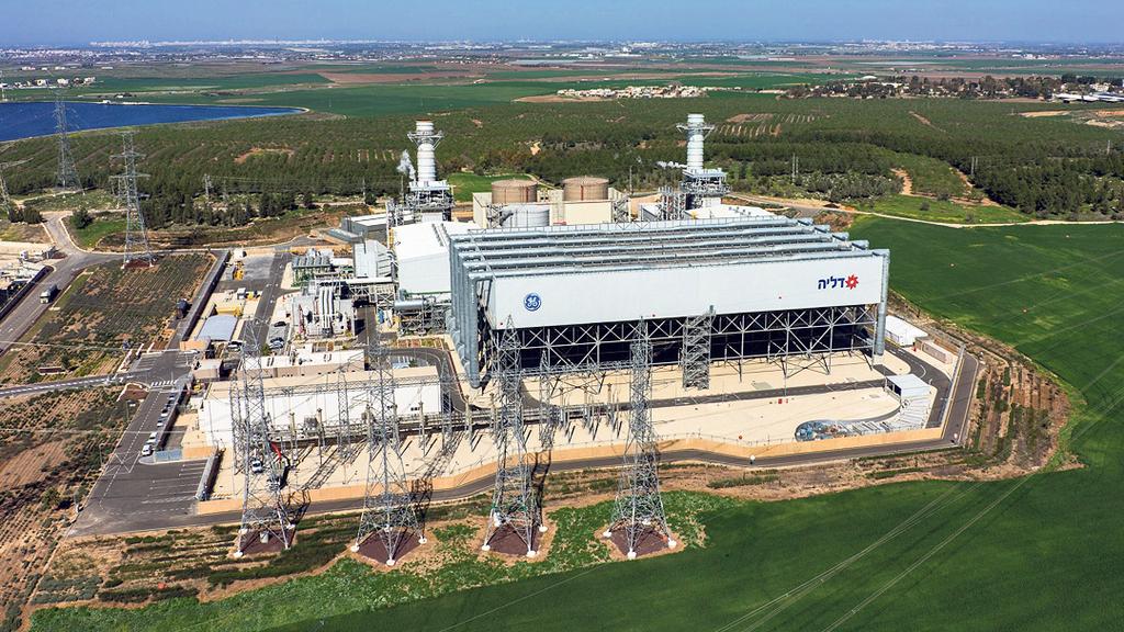תחנת הכוח הפרטית דליה