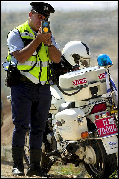 משטרת התנועה. הוספת אמצעים אלקטרוניים, שלום בר טל