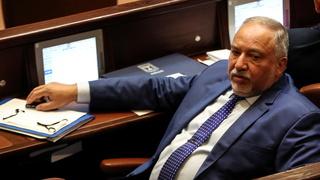 אביגדור ליברמן שר האוצר השבעת הממשלה, רויטרס
