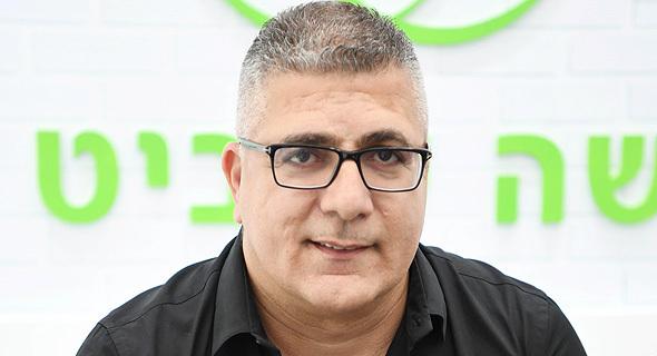 """מנכ""""ל נקסט אורבן, יוסי כהן. החברה מקדמת בחיפה כ-13 מתחמים, הכוללים כ-8,500 יחידות דיור, צילום: באדיבות נקסט אורבן"""