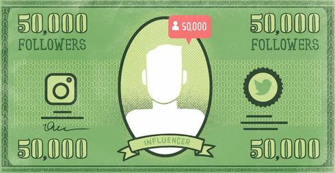 תג מחיר: הרשת החברתית שסוחרת במשפיענים