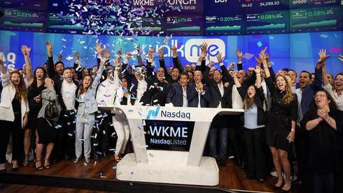 ירידות בנעילה בוול סטריט;  WalkMe איבדה 7.1% ביום המסחר הראשון שלה
