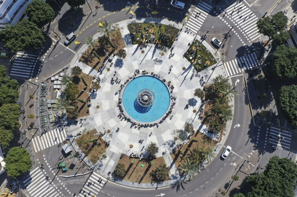 כיכר דיזנגוף תל אביב