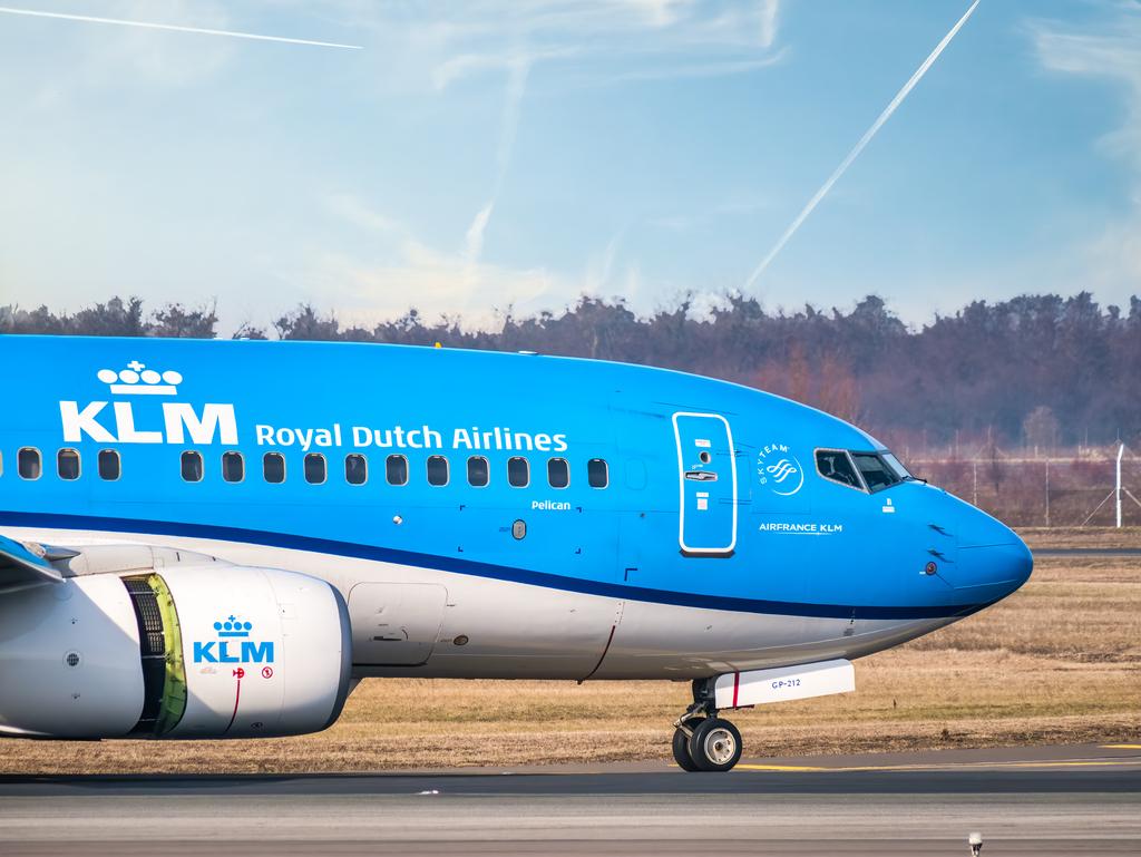 מטוס KLM