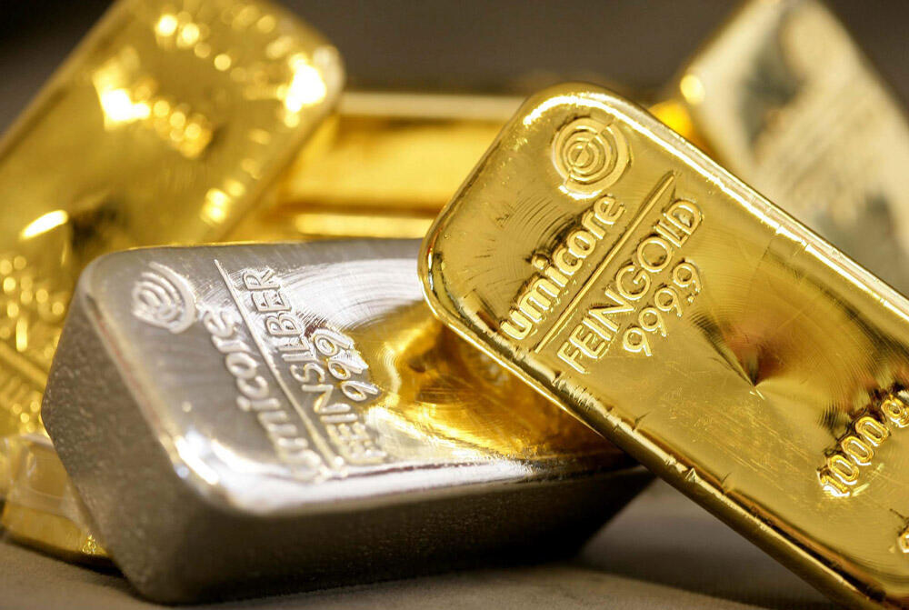 מוסף השקעות זהב Umicore חברה בלגית ל כריית מתכות