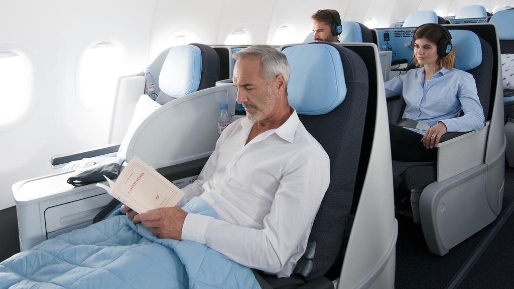 לבעלי יכולת: חברת התעופה לה קומפני נכנסת לישראל